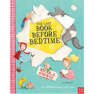 The Last Book Before Bedtime | Children's Book on Tales and Stories