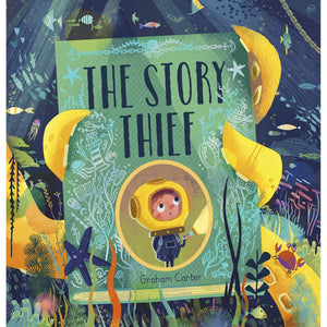The Story Thief | Children's Adventure Book
