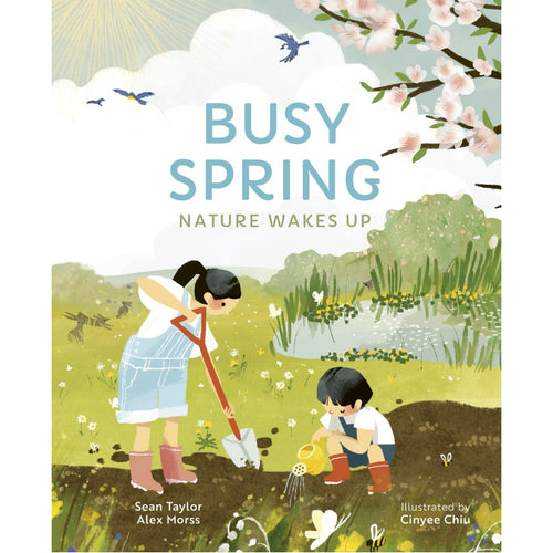 Busy Spring: Nature Wakes Up | Children's Book on Nature & Seasons