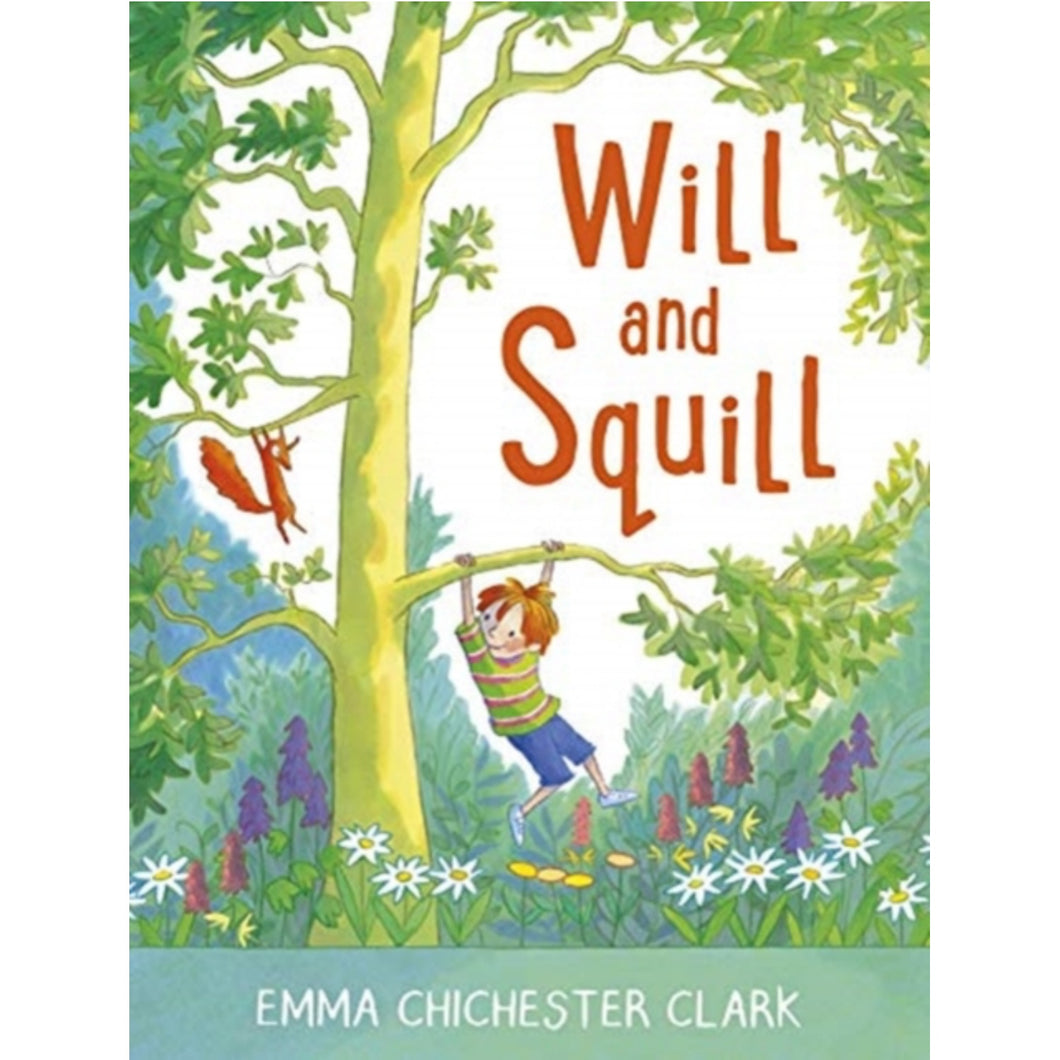 Will And Squill | Children's Book on Friendship