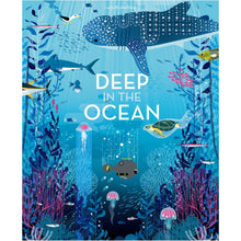 Load image into Gallery viewer, Deep in the Ocean | Children's Picture Book on Marine Life | Abrams Appleseed | Book Cover | BeoVERDE.ie