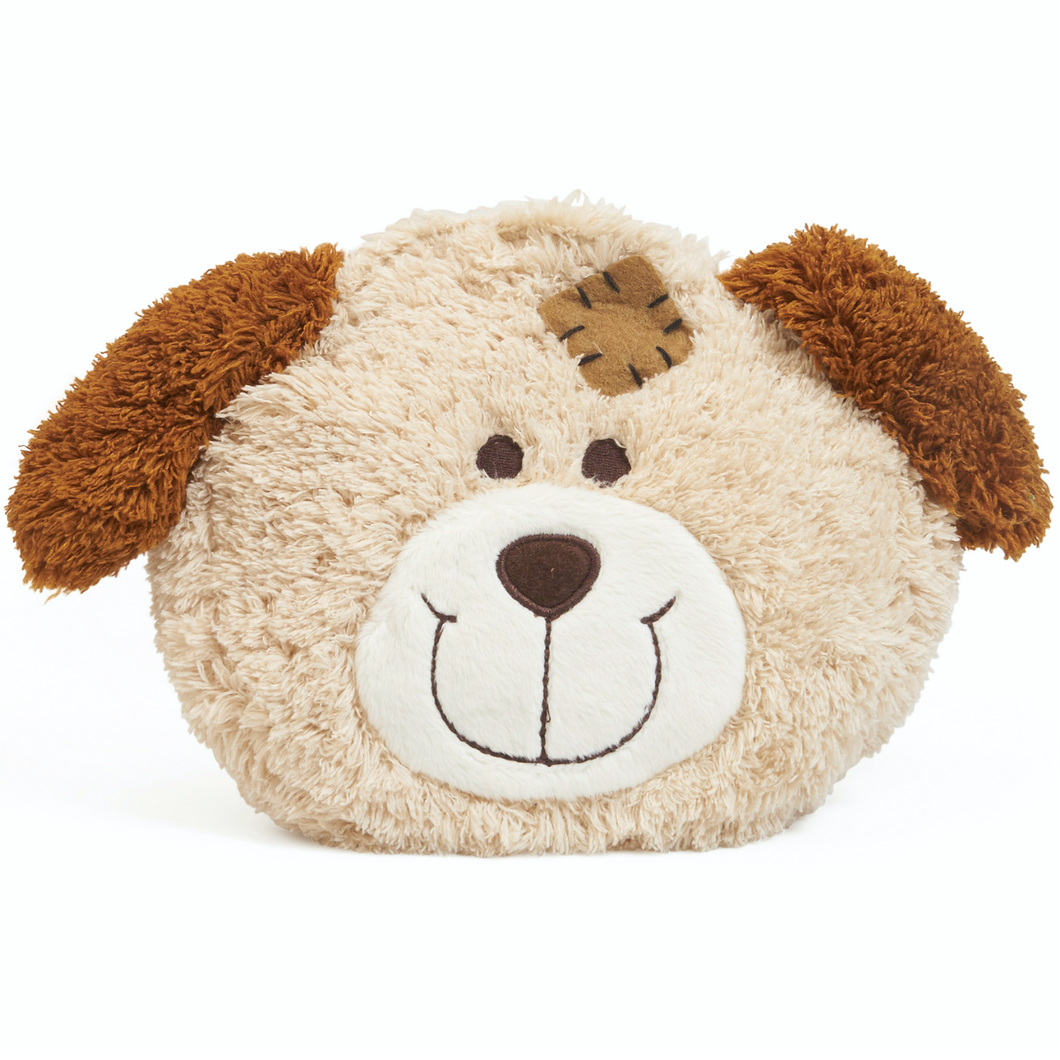 Warming Pillow for Young Children | Dog | Cherry Stones | BeoVERDE.ie