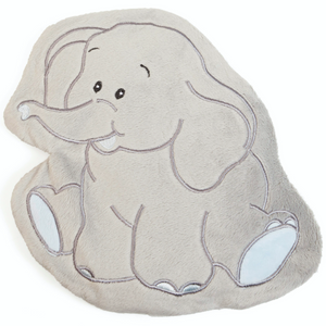 Warming Pillow for Babies & Young Children | Elephant | Grape Seeds | BeoVERDE.ie