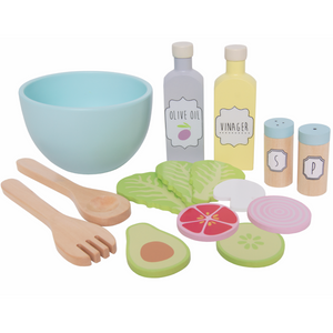 JaBaDaBaDo Smoothie Set | Wooden Pretend Play Toy | Front View | BeoVERDE.ie