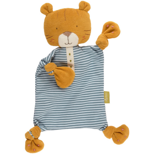 Sigikid Organic Tiger Comforter | Front View | BeoVERDE.ie