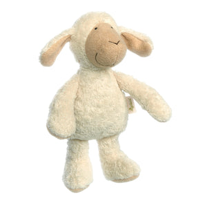 Sigikid Lamb | Organic Plush Toy | Baby's First Toy | Front View | BeoVERDE.ie