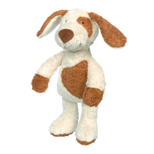 Sigikid Puppy | Organic Plush Toy | Baby's First Toy | Front View | BeoVERDE.ie