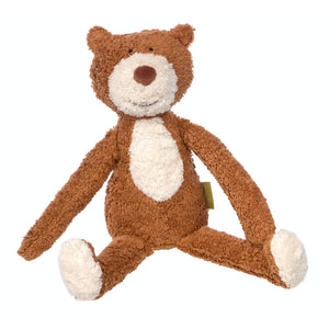 Sigikid Organic Soft Toy Bear | Baby's First Toy | Front View | BeoVERDE.ie