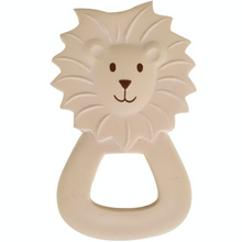Load image into Gallery viewer, Lion | Natural Rubber Baby Teether | Safe Natural Teething Toy