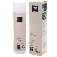 Load image into Gallery viewer, FAIR SQUARED Apricot Shampoo | Fairtrade Vegan Natural Halal | BeoVERDE.ie