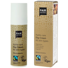 Load image into Gallery viewer, FAIR SQUARED Hydro Care Day Cream | Fairtrade Vegan Natural Halal | BeoVERDE.ie