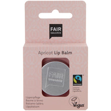 Load image into Gallery viewer, Lip Balm Sensitive Apricot | Fairtrade Vegan Natural Halal | BeoVERDE.ie