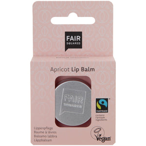 Lip Balm Sensitive Apricot | Fairtrade Vegan Natural Halal | BeoVERDE.ie