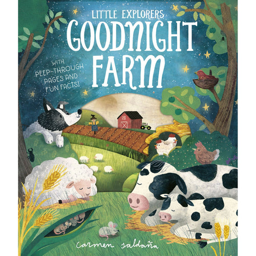 Goodnight Farm | Children's Book on Farm Animals