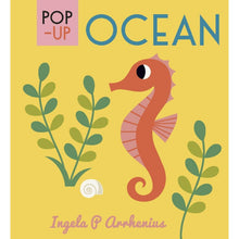 Load image into Gallery viewer, Pop-up Ocean | Interactive Book for Babies & Toddlers