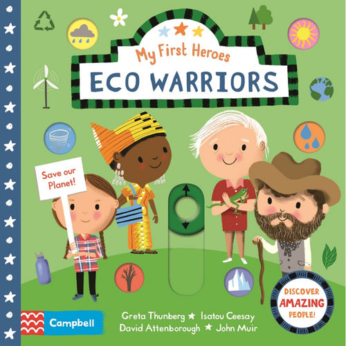Eco Warriors | Children's Book on Biographies