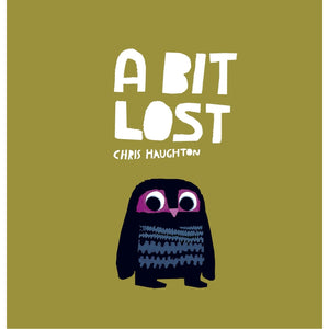 A Bit Lost | Board Book for All Ages