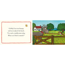 Load image into Gallery viewer, Gobbly Goat - Farmyard Friends | Board Book for Babies & Toddlers
