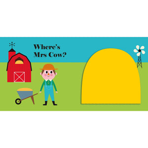 Where's Mrs Hen? | Felt Flaps Board Book for Babies & Toddlers