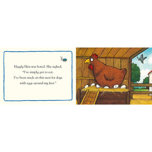 Higgly Hen - Farmyard Friends | Board Book for Babies & Toddlers