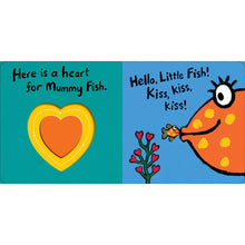 Load image into Gallery viewer, Shapes with Little Fish | Children's Book on Sense & Sensation