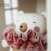 Load image into Gallery viewer, Picca LouLou The Bear & his Raggedy Ruff | Imaginative Play Toy | Soft Toy Made From Cotton | Lifestyle | BeoVERDE.ie