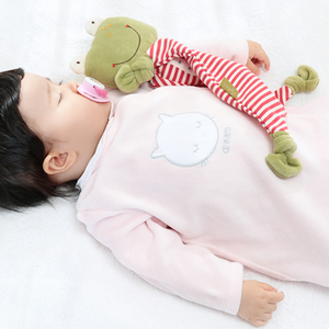 Sigikid Organic Frog Comforter | Baby's First Toy | Lifestyle | BeoVERDE.ie