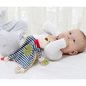 Sigikid Organic Rabbit Comforter | Baby's First Toy | Lifestyle | BeoVERDE.ie