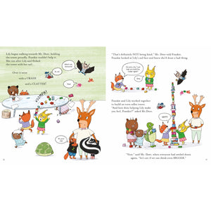 Miss Molly's School Of Kindness | Children's Book on Feelings and Emotions | Usborne | Sample A | BeoVERDE.ie