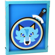 Load image into Gallery viewer, Vilac Wooden Sword and Wooden Shield Set  - Wolf | Wooden Pretend Play Toy | Packaging | BeoVERDE.ie