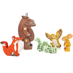 Bajo Wooden Gruffalo & Friends | BeoVERDE.ie