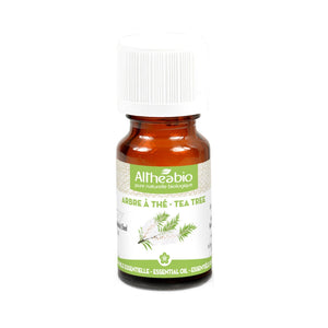Organic Tea Tree Essential Oil Aromatherapy | BeoVERDE.ie