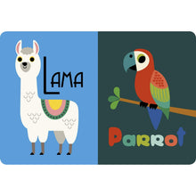 Load image into Gallery viewer, Wild Animals | Children's Board Book on Zoo Animals