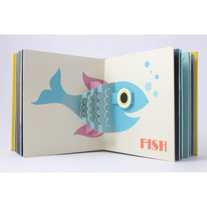 Pop-up Ocean | Interactive Book for Babies & Toddlers