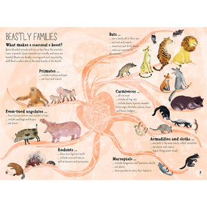 The Big Book of Beasts | Children's Picture Book on Nature