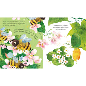 Peep Inside A Beehive | Children's Book on Bees and  Nature
