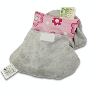 Warming Pillow for Babies & Young Children | Elephant | Grape Seeds | Inner Pillow and Cover | BeoVERDE.ie