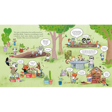 Load image into Gallery viewer, Miss Molly's School Of Kindness | Children's Book on Feelings and Emotions | Usborne | Sample B | BeoVERDE.ie