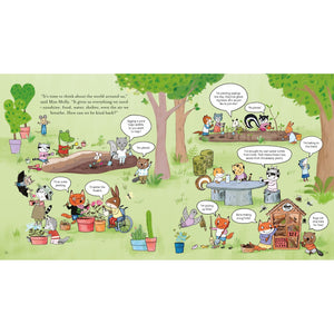Miss Molly's School Of Kindness | Children's Book on Feelings and Emotions | Usborne | Sample B | BeoVERDE.ie