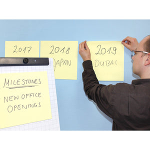 Giant Square Sticky-Note | Business Meeting | BeoVERDE.ie