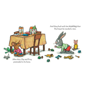 The Little Puddle - Pip & Posy | Toddler's Book on Friendship
