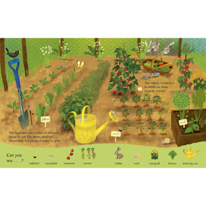 Look and Say What You See on the Farm | Children's Book on Farm Life