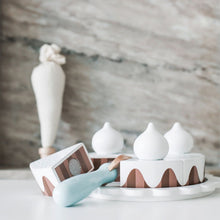 Load image into Gallery viewer, JaBaDaBaDo Chocolate Cake | Wooden Pretend Play Toys | Lifestyle | BeoVERDE.ie