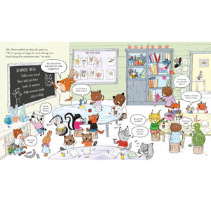 Miss Molly's School Of Kindness | Children's Book on Feelings and Emotions | Usborne | Sample C | BeoVERDE.ie