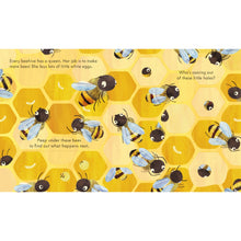 Load image into Gallery viewer, Peep Inside A Beehive | Children's Book on Bees and  Nature