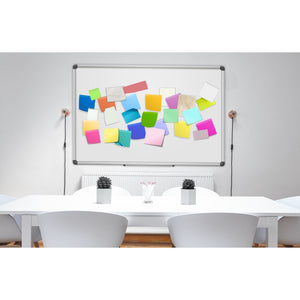 Giant Square Sticky-Note | White Board with Post-its | BeoVERDE.ie