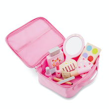 Load image into Gallery viewer, New Classic Toys Make Up Set | Wooden Pretend Play Toy | All Items in Bag | BeoVERDE.ie
