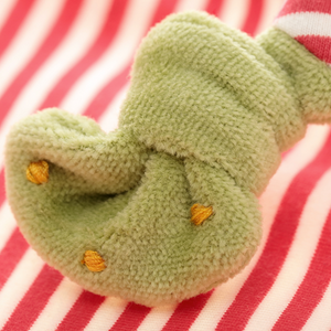 Sigikid Organic Frog Comforter | Baby's First Toy | Closeup | BeoVERDE.ie