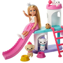 Load image into Gallery viewer, Barbie Princess Doll and Princess Chelsea Playset