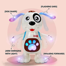 Load image into Gallery viewer, Dancing Dog with Lights and Sound